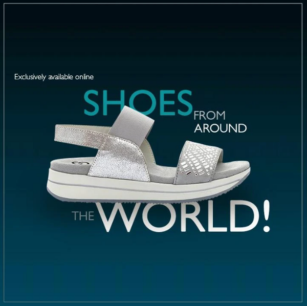 SHOES FROM AROUND THE WORLD