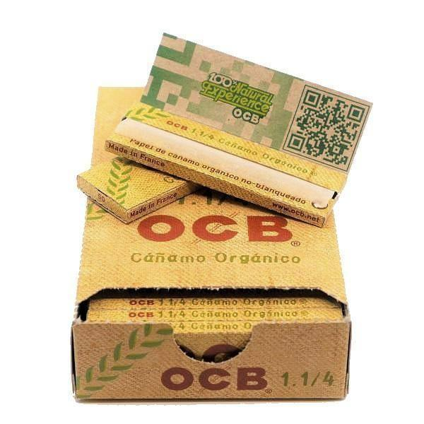 OCB ORGANIC HEMP ROLLING PAPERS - Signature by Liberty Leaf (1655216537664)