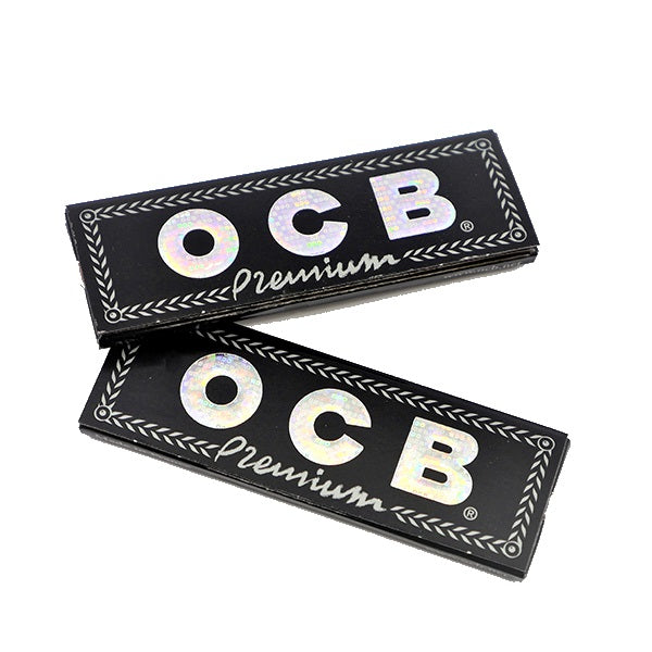 OCB PREMIUM ROLLING PAPERS - Signature by Liberty Leaf (1655250223168)