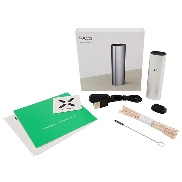 PAX 3 Complete Kit - Signature by Liberty Leaf (3704916803648)