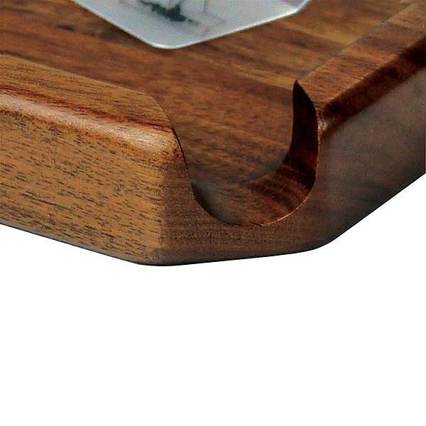RYOT WALNUT ROLLING TRAY - Signature by Liberty Leaf