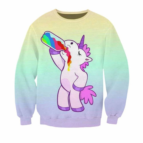 Sweats Licorne <br> Potion - Univers Licorne