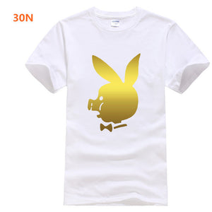 T-shirt coton Playboy 5 couleurs disponibles!