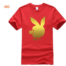 Charger l'image dans la galerie, T-shirt coton Playboy 5 couleurs disponibles!