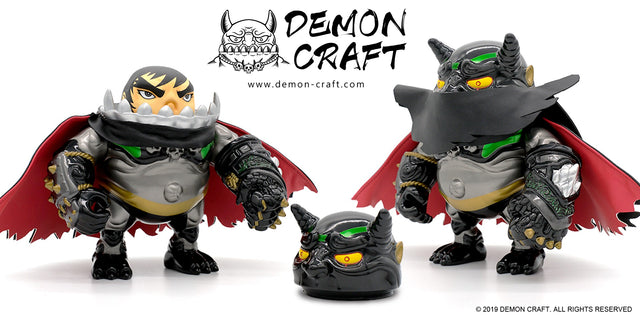 DEMON CRAFT - BLACK