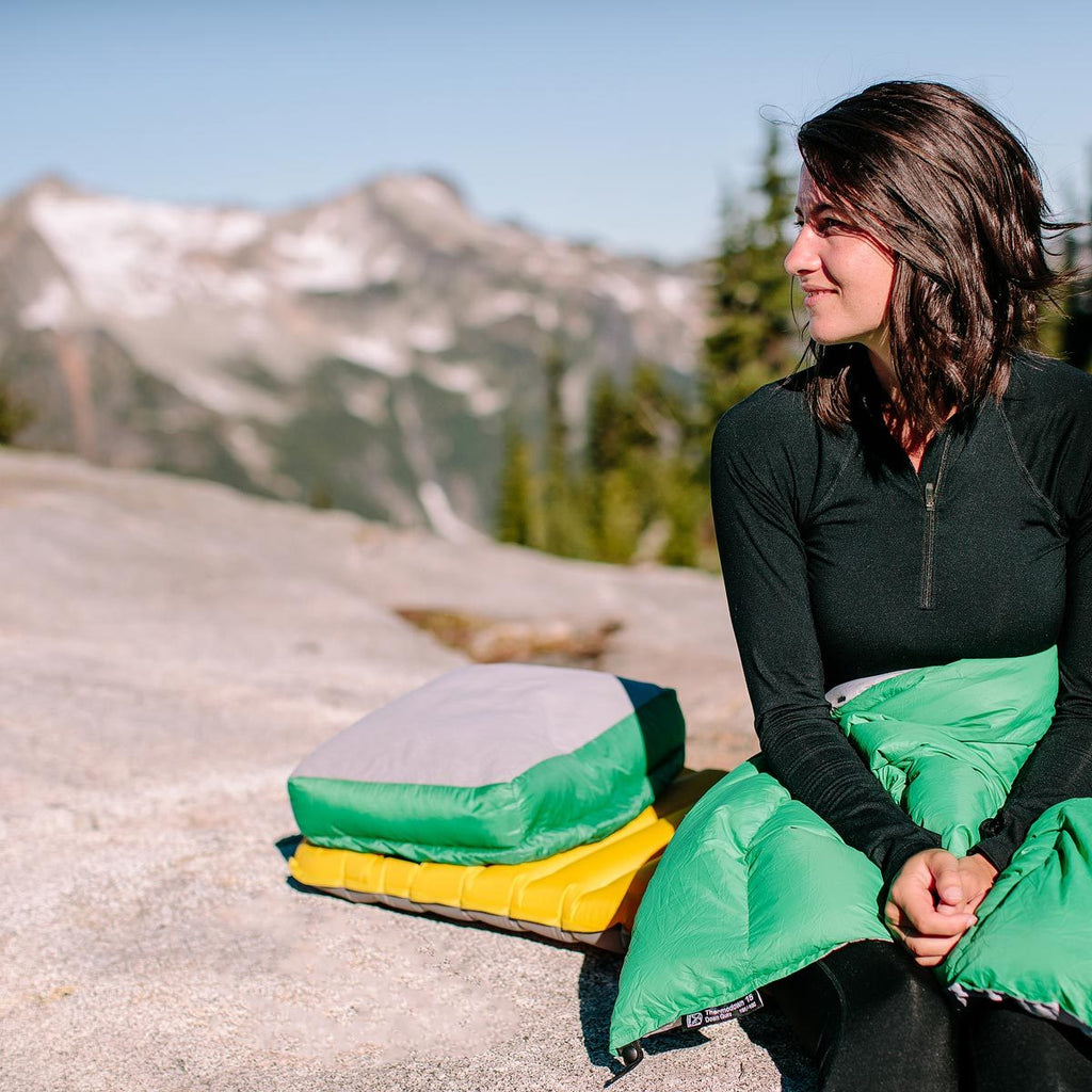 Camping Pillow | Down Pillow by Paria Outdoor Products