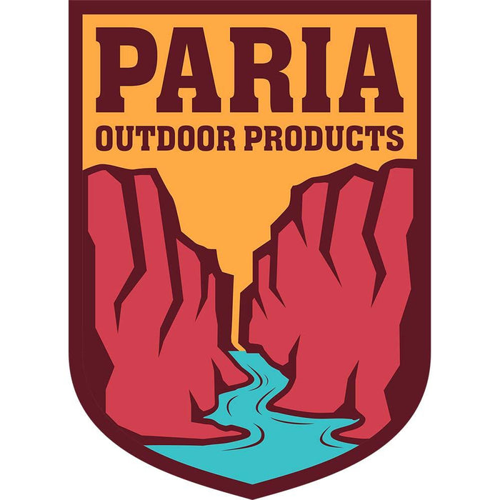 Paria Outdoor Products - Vinyl Die Cut Stickers