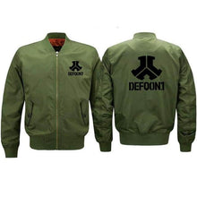Load image into Gallery viewer, 2019 Men's Outerwear DEFOON Hip Hop Streetwear Bomber Jacket