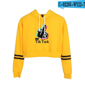 2020 New TikTok Casual Multicolor Sweater