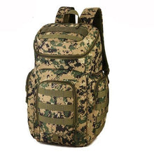 Load image into Gallery viewer, 40L Waterproof Molle Military 3P Tactics Backpack