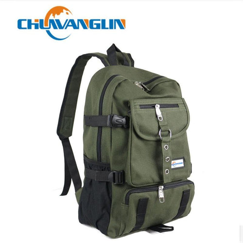 Chuwanglin Fashion Leisure Men's Designer Travel Backpack