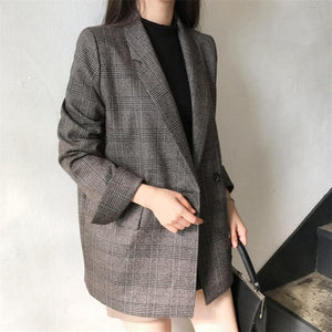 Colorfaith 2020 Autumn Winter Women's Blazer