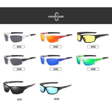 Load image into Gallery viewer, DUBERY Men's Polarized Driving Sport UV400 Sunglasses