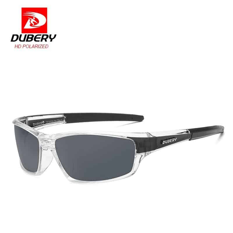 DUBERY Men's Polarized Driving Sport UV400 Sunglasses