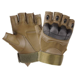 IGLDSI Tactical Army Airsoft Paintball Shooting Full Finger Military Men's Gloves - Heavy Duty