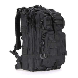 Mens Waterproof Backpack High Quality Unisex Nylon Travel Bag