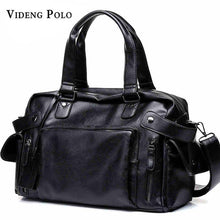 Load image into Gallery viewer, VIDENG POLO Brand High Quality Mens Travel Duffel Tote Bag