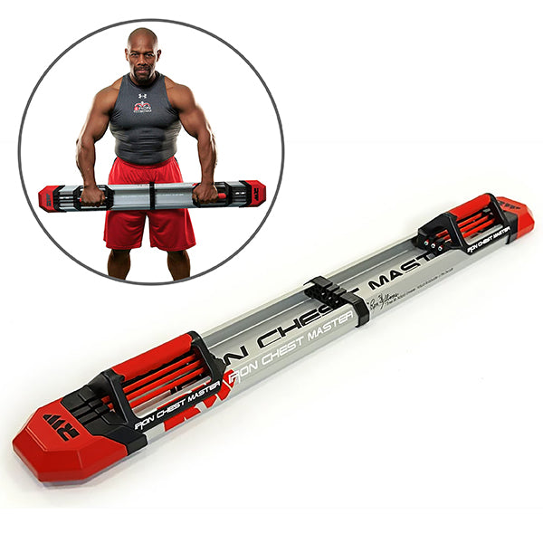 Iron Chest Master® Fitness System