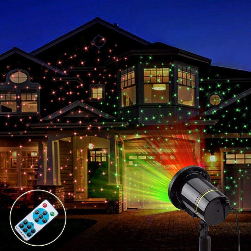 Laser Fairy Light Projection