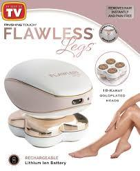 Flawless Painless Body Hair Remover