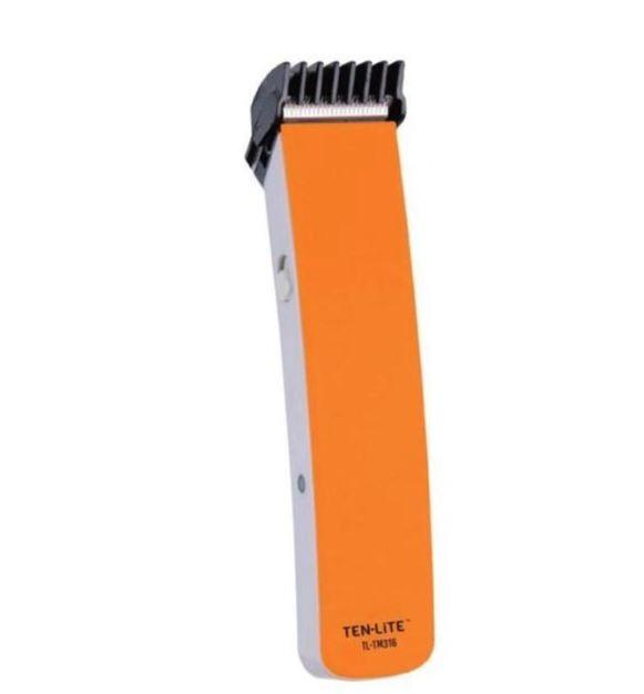 TEN LITE Charged Electric Push-And-Cut Hairdresser Hair Trimmer