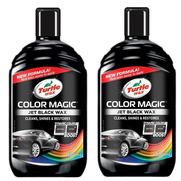 Color Magic Black 2 x 500ml