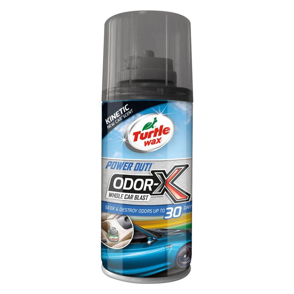 Odor-X Whole Car Blast New Car