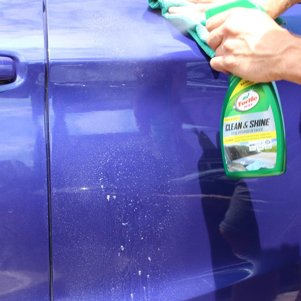 Quick Easy Waterless Car Wash 500ml – Turtle Wax Store