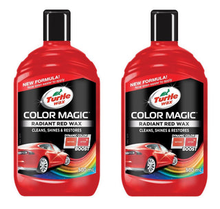 Color Magic Red 2 x 500ml