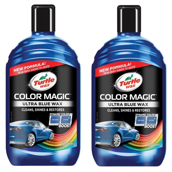 Color Magic Blue 2 x 500 ML