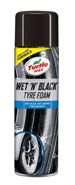Wet n Black Tyre Foam 500ml