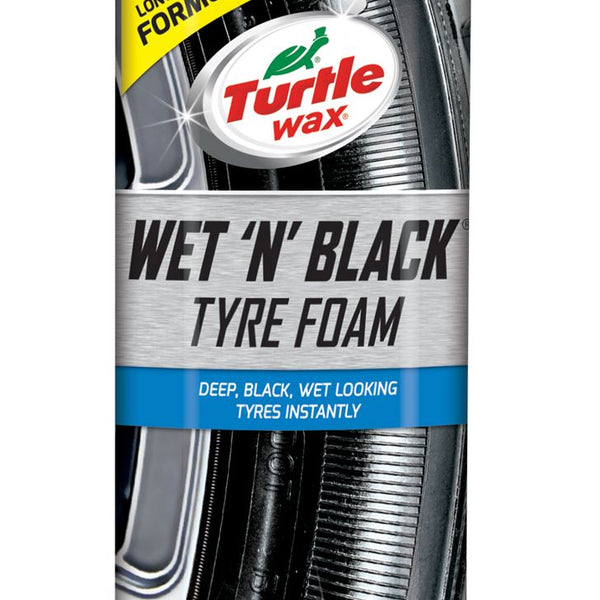 Wet n Black Tyre Foam 500 ML
