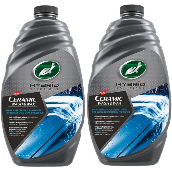 HYBRID SOLUTIONS CERAMIC WASH & WAX 2x1.4L