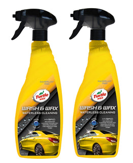 Hybrid Waterless Wash & Wax 2 x 750ml