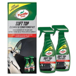 Soft Top Convertible Cleaner And Protector
