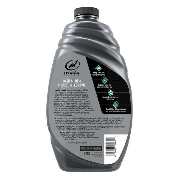 HYBRID SOLUTIONS CERAMIC Shampoo WASH & WAX 1.4 L
