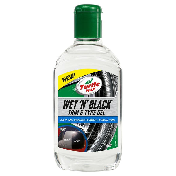 Wet n Black Tyre Gel 2 x 300 ML
