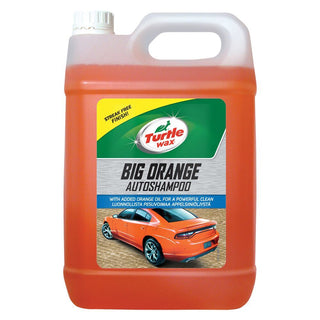 Big Orange Car Shampoo 5 Litre