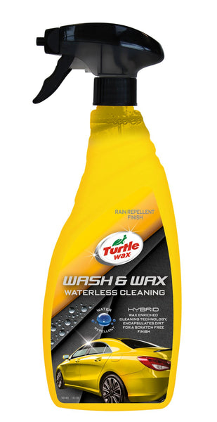 Hybrid Waterless Wash & Wax 750ml