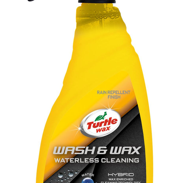 Hybrid Waterless Wash & Wax 750 ML