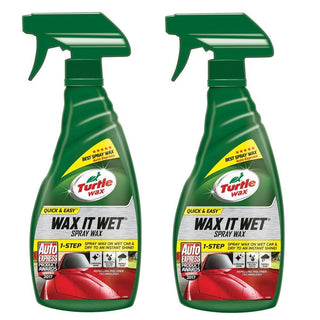 Wax It Wet 2 x 500ml