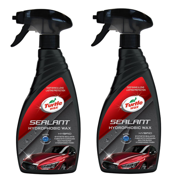 Hybrid Sealant Wax 2 x 500ml