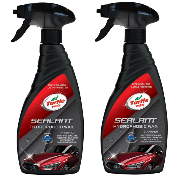 Hybrid Sealant Wax 2 x 500 ML