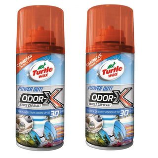 Odor-X Whole Car Blast Caribbean 2 x 100ml