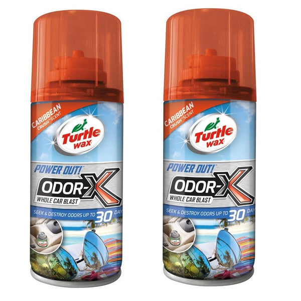 Odor-X Whole Car Blast Caribbean 2 x 100 ML