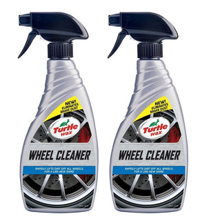 Wheel Cleaner 2 x 500ml