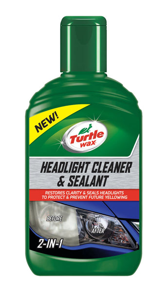 Headlight Restorer Liquid 300 ML