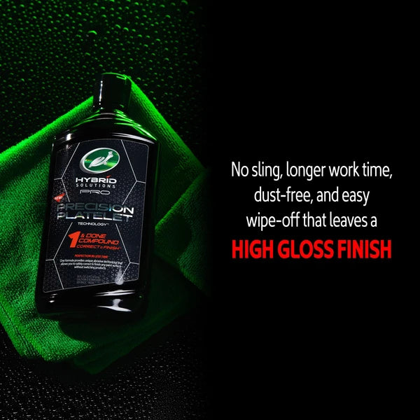 Hybrid Solutions Pro 1 & Done Professional Polishing Compound Correct & Finish™ 473 ML