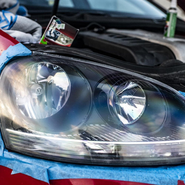 Headlight Restorer Kit