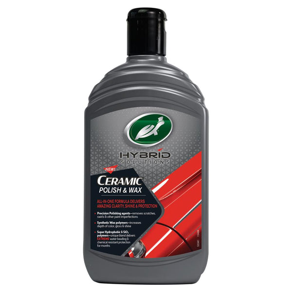 HYBRID SOLUTIONS CERAMIC POLISH & WAX 500 ML